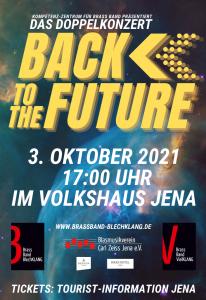 Brass Band BlechKLANG und VielKLANG - Back to the Future